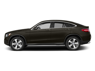 designo Dakota Brown Magno (Matte Finish) 2017 Mercedes-Benz GLC Pictures GLC Util 4D GLC300 Sport Coupe AWD I4 photos side view