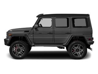 designo Graphite 2017 Mercedes-Benz G-Class Pictures G-Class G 550 4x4 Squared SUV photos side view