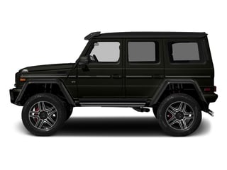 Verde Brook Metallic 2017 Mercedes-Benz G-Class Pictures G-Class G 550 4x4 Squared SUV photos side view