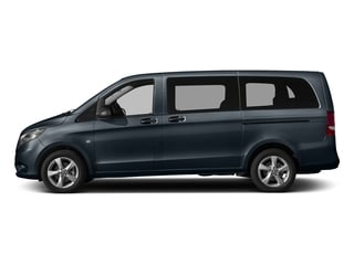 Navy Blue 2017 Mercedes-Benz Metris Passenger Van Pictures Metris Passenger Van Passenger Van photos side view