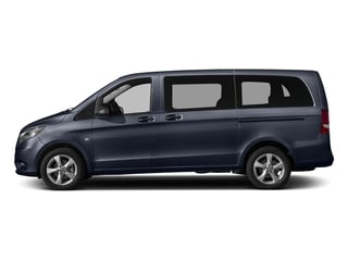 Cavansite Blue Metallic 2017 Mercedes-Benz Metris Passenger Van Pictures Metris Passenger Van Passenger Van photos side view