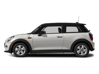 White Silver Metallic 2017 MINI Hardtop 2 Door Pictures Hardtop 2 Door Cooper FWD photos side view