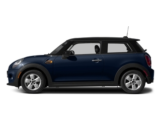 Deep Blue Metallic 2017 MINI Hardtop 2 Door Pictures Hardtop 2 Door Cooper FWD photos side view