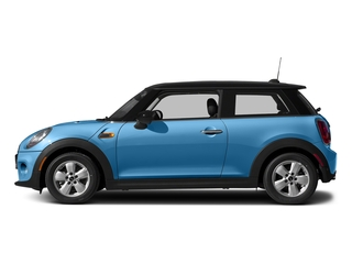Electric Blue Metallic 2017 MINI Hardtop 2 Door Pictures Hardtop 2 Door Cooper FWD photos side view