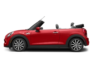 Chili Red 2017 MINI Convertible Pictures Convertible Convertible 2D S I4 Turbo photos side view