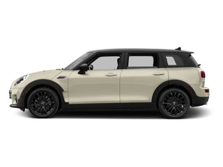 Pepper White 2017 MINI Clubman Pictures Clubman Wagon 4D Clubman I3 Turbo photos side view
