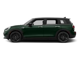 British Racing Green Metallic 2017 MINI Clubman Pictures Clubman Wagon 4D Clubman I3 Turbo photos side view
