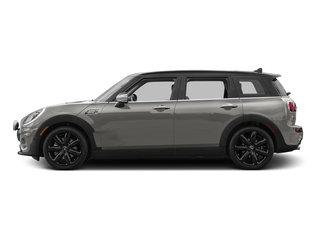 Melting Silver Metallic 2017 MINI Clubman Pictures Clubman Wagon 4D Clubman S AWD I4 Turbo photos side view