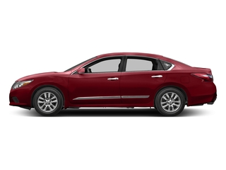 Cayenne Red 2017 Nissan Altima Pictures Altima Sedan 4D S I4 photos side view