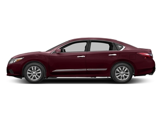 Palatial Ruby 2017 Nissan Altima Pictures Altima Sedan 4D S I4 photos side view