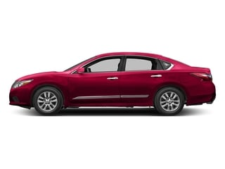 Scarlet Ember 2017 Nissan Altima Pictures Altima Sedan 4D S I4 photos side view