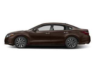 Java Metallic 2017 Nissan Altima Pictures Altima Sedan 4D SL V6 photos side view