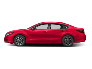 Palatial Ruby 2017 Nissan Altima Pictures Altima Sedan 4D SL V6 photos side view