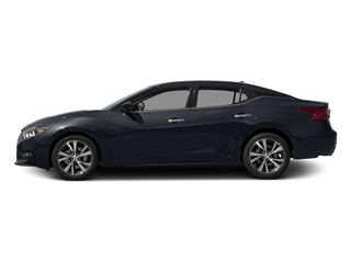 Storm Blue 2017 Nissan Maxima Pictures Maxima Sedan 4D SV V6 photos side view
