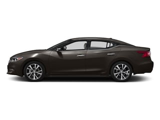Forged Bronze 2017 Nissan Maxima Pictures Maxima Sedan 4D Platinum V6 photos side view