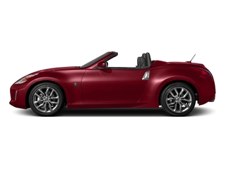 Solid Red 2017 Nissan 370Z Pictures 370Z Roadster 2D Touring Sport V6 photos side view