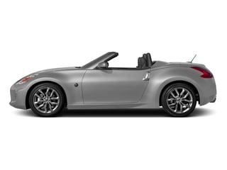 Brilliant Silver 2017 Nissan 370Z Pictures 370Z Roadster 2D Touring Sport V6 photos side view