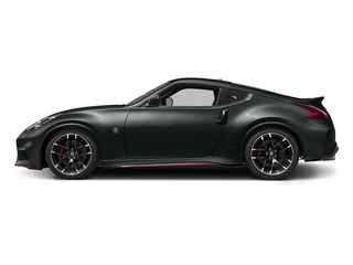Magnetic Black 2017 Nissan 370Z Pictures 370Z Coupe 2D NISMO Tech V6 photos side view