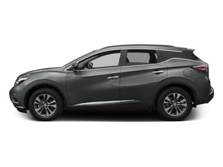Gun Metallic 2017 Nissan Murano Pictures Murano Utility 4D SV 2WD V6 photos side view