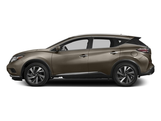 Java Metallic 2017 Nissan Murano Pictures Murano Utility 4D SL 2WD V6 photos side view