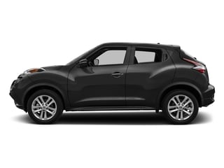 Gun Metallic 2017 Nissan JUKE Pictures JUKE Utility 4D S 2WD I4 Turbo photos side view
