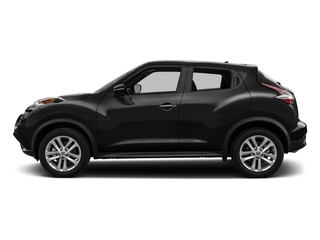 Super Black 2017 Nissan JUKE Pictures JUKE Utility 4D S 2WD I4 Turbo photos side view