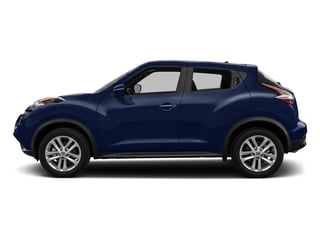 Cosmic Blue 2017 Nissan JUKE Pictures JUKE Utility 4D S 2WD I4 Turbo photos side view