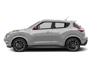 Brilliant Silver 2017 Nissan JUKE Pictures JUKE Utility 4D NISMO AWD I4 Turbo photos side view