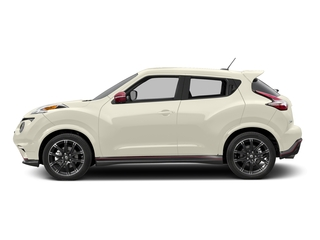 Pearl White 2017 Nissan JUKE Pictures JUKE Utility 4D NISMO AWD I4 Turbo photos side view
