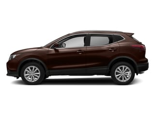 Mocha Almond 2017 Nissan Rogue Sport Pictures Rogue Sport Utility 4D S AWD photos side view
