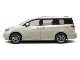 Pearl White 2017 Nissan Quest Pictures Quest Wagon 5D SL V6 photos side view