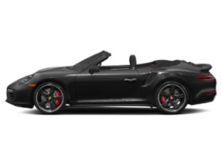 Custom Color Non-Metallic 2017 Porsche 911 Pictures 911 Cabriolet 2D Turbo S AWD H6 photos side view