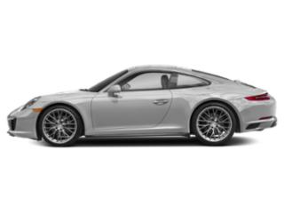 GT Silver Metallic 2017 Porsche 911 Pictures 911 Coupe 2D 4 AWD H6 Turbo photos side view