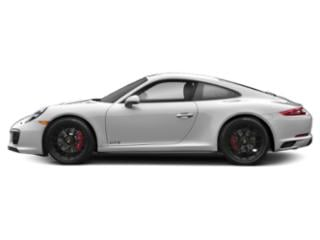 Carrara White Metallic 2017 Porsche 911 Pictures 911 Carrera 4 GTS Coupe photos side view