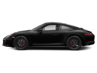 Custom Color Non-Metallic 2017 Porsche 911 Pictures 911 Carrera 4 GTS Coupe photos side view