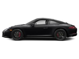 Black 2017 Porsche 911 Pictures 911 Carrera 4 GTS Coupe photos side view