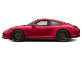 Guards Red 2017 Porsche 911 Pictures 911 Carrera 4 GTS Coupe photos side view