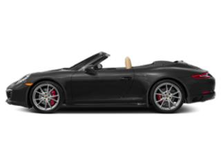 Custom Color Non-Metallic 2017 Porsche 911 Pictures 911 Cabriolet 2D 4 GTS AWD H6 photos side view