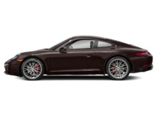 Mahogany Metallic 2017 Porsche 911 Pictures 911 Coupe 2D S H6 Turbo photos side view