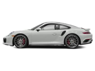 White 2017 Porsche 911 Pictures 911 Coupe 2D Turbo AWD H6 photos side view
