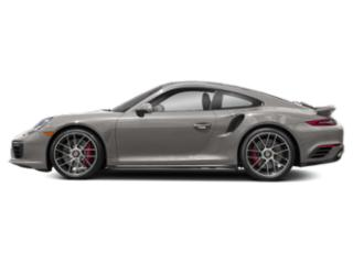 Agate Grey Metallic 2017 Porsche 911 Pictures 911 Coupe 2D Turbo AWD H6 photos side view