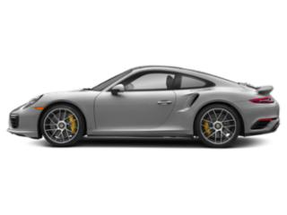 GT Silver Metallic 2017 Porsche 911 Pictures 911 Coupe 2D Turbo S AWD H6 photos side view