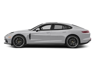 GT Silver Metallic 2017 Porsche Panamera Pictures Panamera Hatchback 4D 4 AWD V6 Turbo photos side view