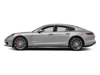 Chalk 2017 Porsche Panamera Pictures Panamera Turbo Executive AWD photos side view