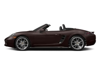 Mahogany Metallic 2017 Porsche 718 Boxster Pictures 718 Boxster Roadster 2D H4 Turbo photos side view