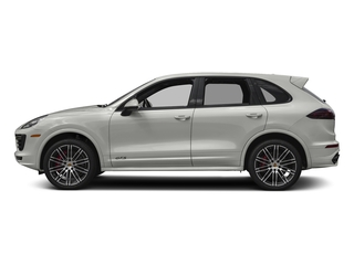 White 2017 Porsche Cayenne Pictures Cayenne Utility 4D GTS AWD V6 Turbo photos side view