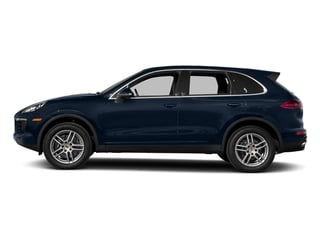 Moonlight Blue Metallic 2017 Porsche Cayenne Pictures Cayenne AWD photos side view