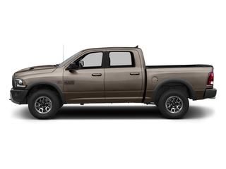 Mojave Sand Clearcoat 2017 Ram Truck 1500 Pictures 1500 Rebel 4x2 Crew Cab 5'7 Box photos side view