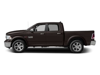 Luxury Brown Pearlcoat 2017 Ram Truck 1500 Pictures 1500 Laramie 4x4 Crew Cab 6'4 Box photos side view