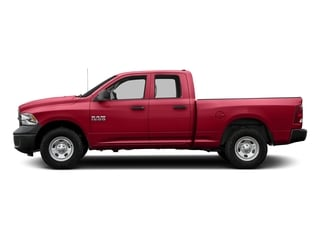 Agriculture Red 2017 Ram Truck 1500 Pictures 1500 Quad Cab Tradesman 2WD photos side view
